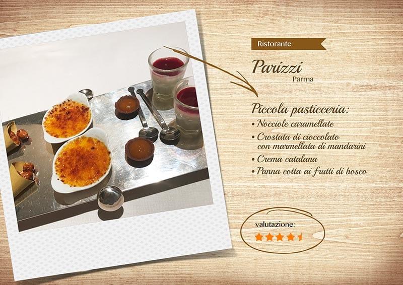 Ristorante Parizzi - pasticceria