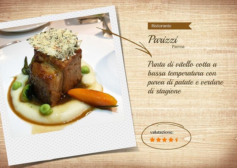 Ristorante Parizzi - vitello