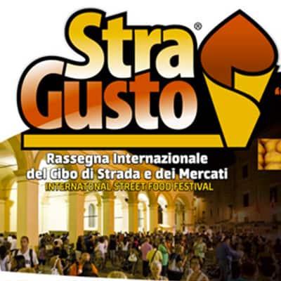 Stragusto, logo