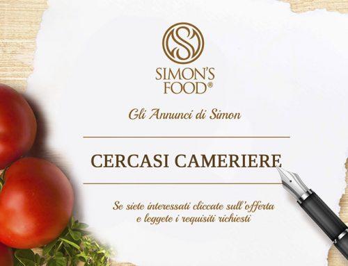 Cercasi Cameriere per ristorante Taverna del Castello – Torrechiara (Parma)