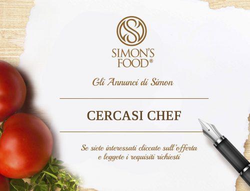 Cercasi Chef per ristorante in spiaggia zona Misano (Rimini)