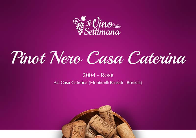 cop - Pinot Nero Casa Caterina