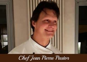 Copertina Chef jean Pierre Pastor
