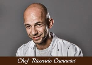 Copertina - Chef Riccardo Camanini2