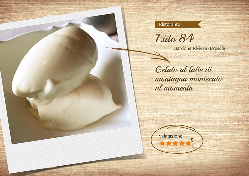 Ristorante Lido84-gelato