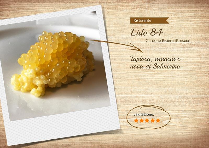 Ristorante Lido84 - salmerino