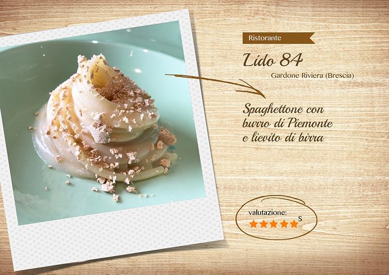 Ristorante Lido84-spaghettone