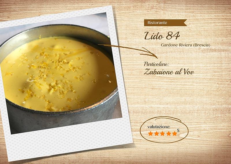 Ristorante Lido84-zabaione