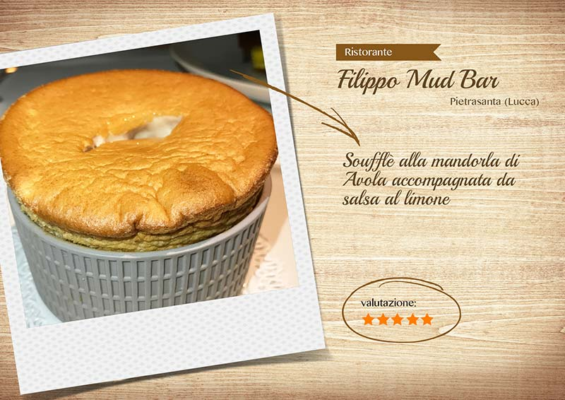 Filippo Mud bar - souffle