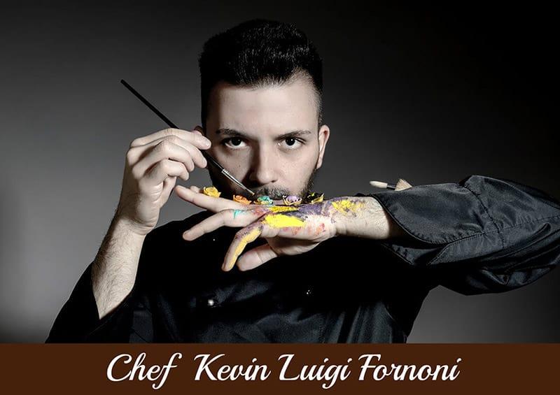 Copertina - Chef Kevin Luigi Fornoni