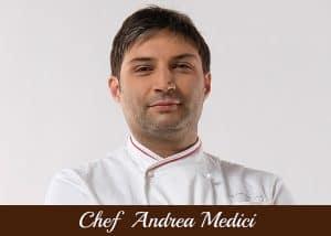 Copertina Chef -Andrea Medici