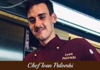 Copertina Chef ivan Palombi