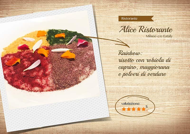 Alice Ristorante -risotto