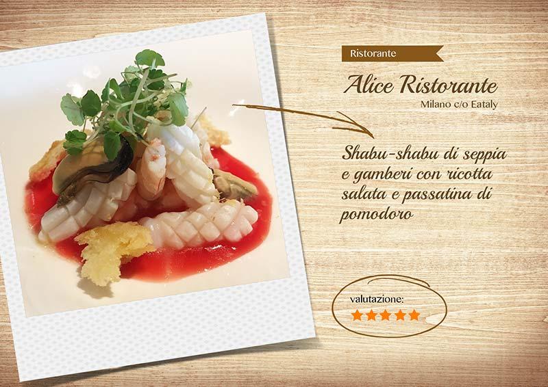 Alice Ristorante -shabu