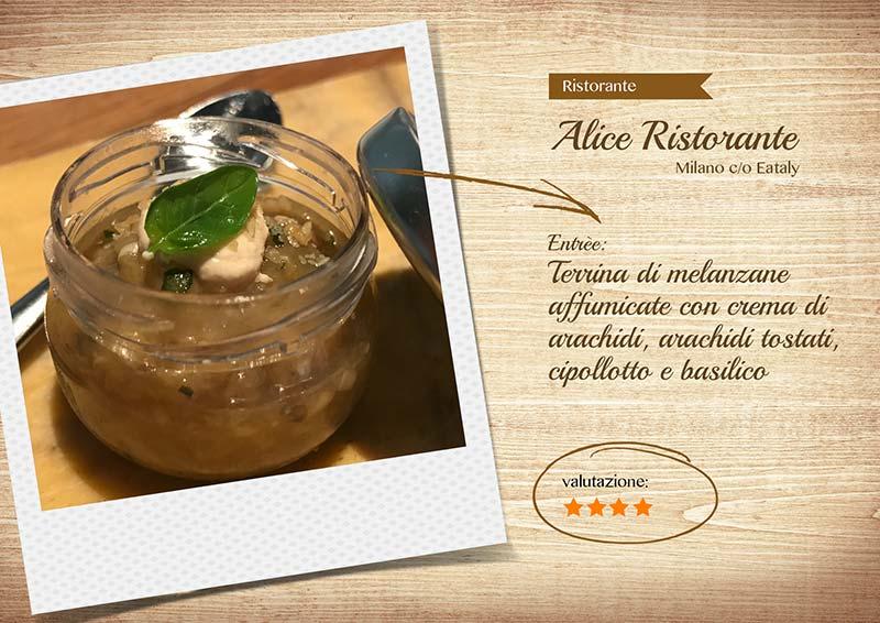 Alice Ristorante -terrina