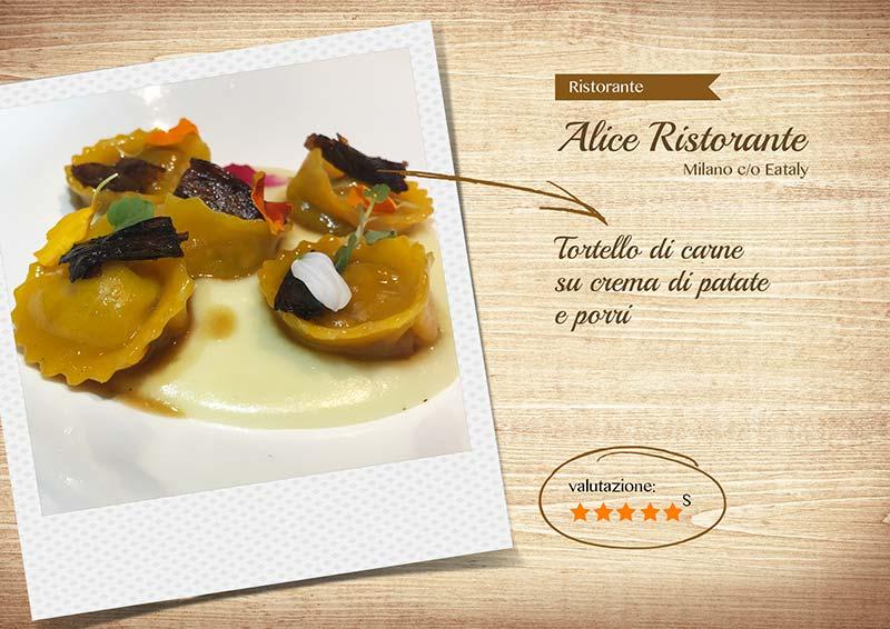 Alice Ristorante -tortello