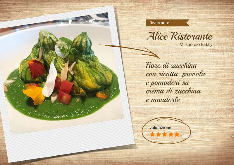 Alice Ristorante -zucchine