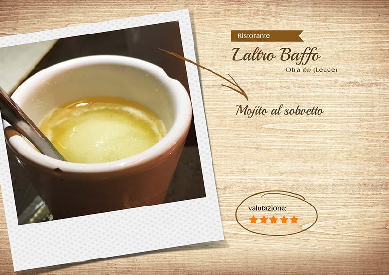Ristorante Laltro Baffo - Mojito