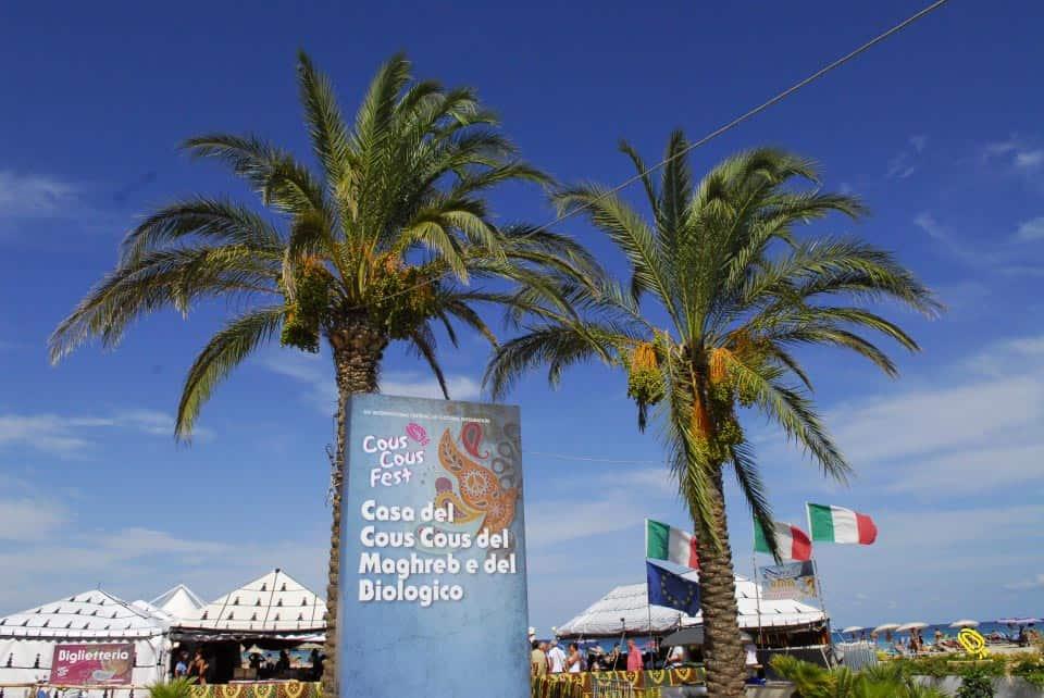 Cous Cous Fest, entrata