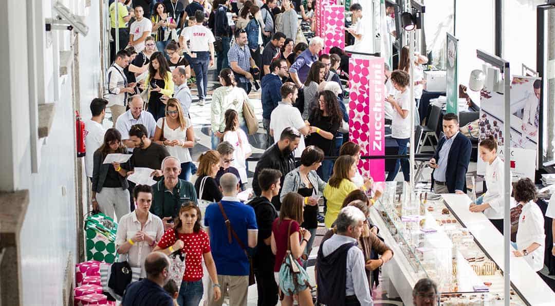 Sweety of Milano, folla