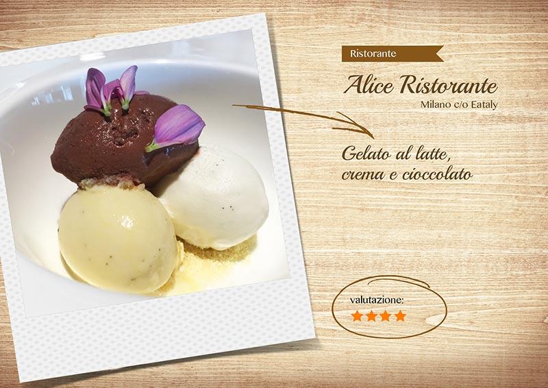 Alice Ristorante -gelato