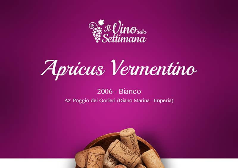 Copertina - Rubrica vino - Apricus