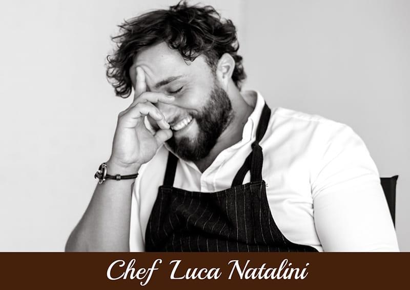 Copertina - Vita da chef - Natalini