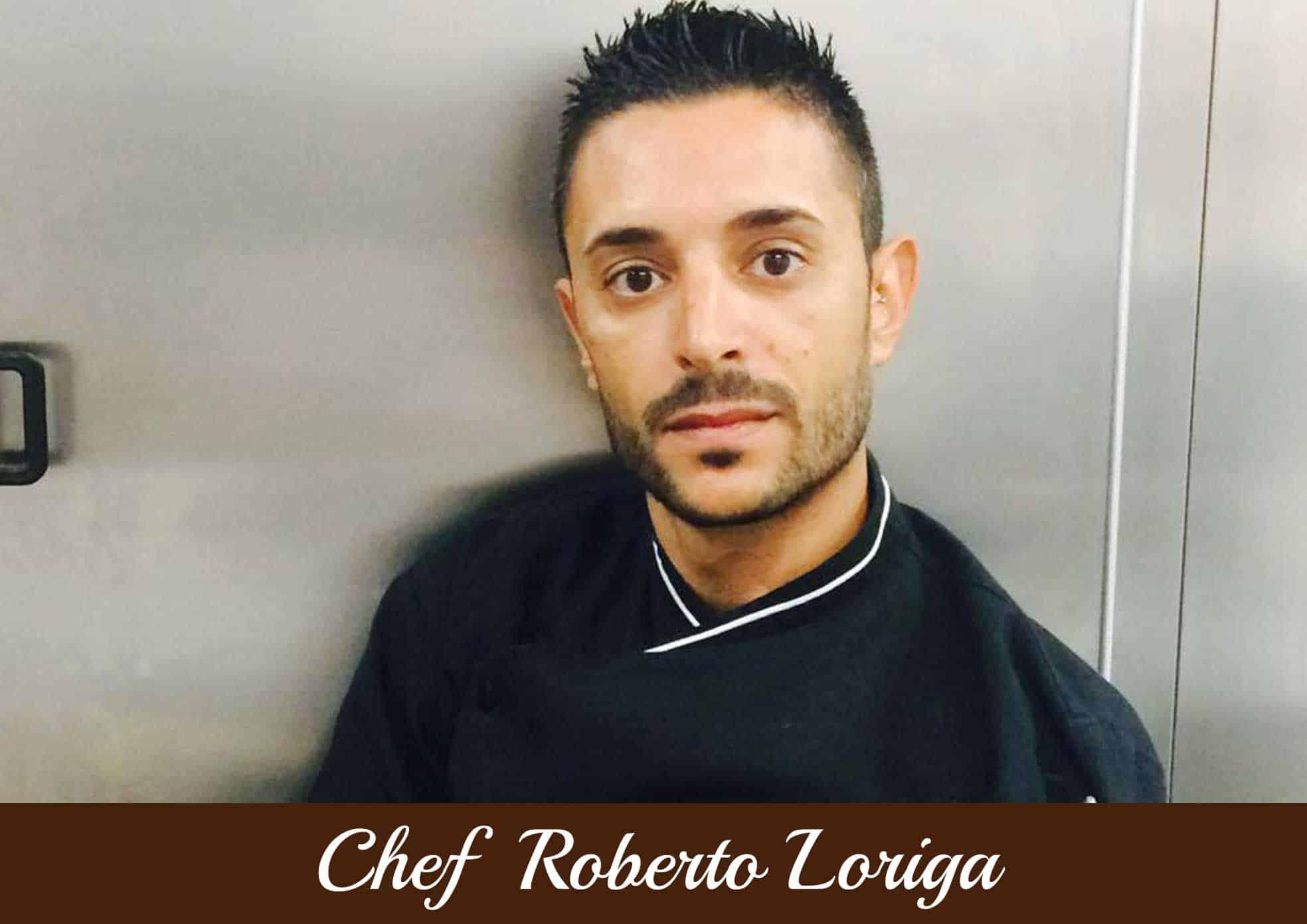 Copertina - Vita da chef - Roberto Loriga