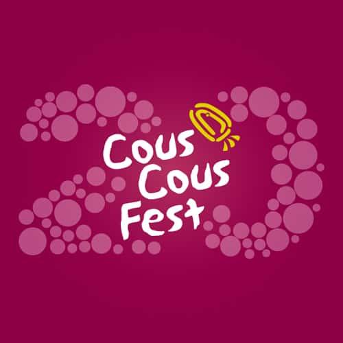 Logo Cous Cous Fest, 20 anni