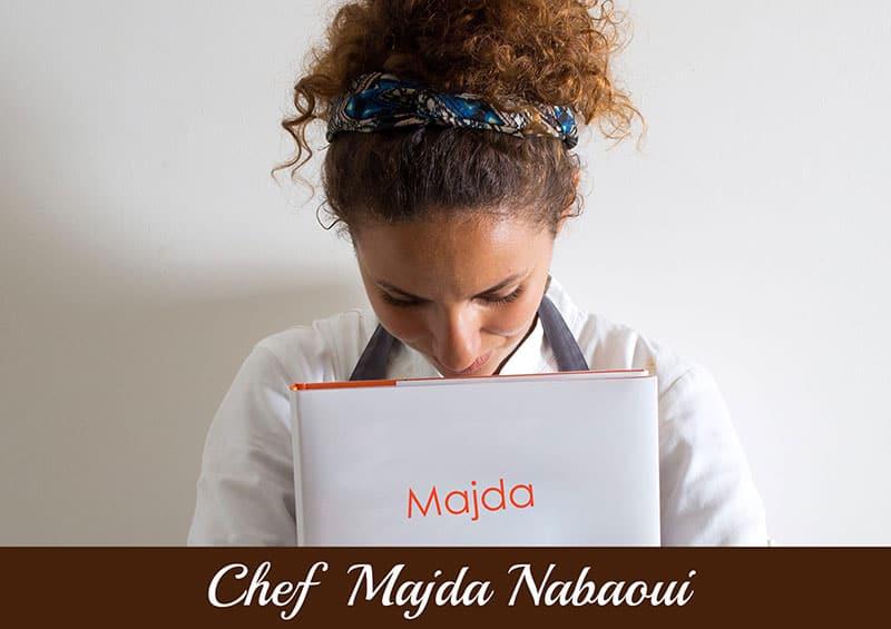 Vita da chef- copertina - Majda Nabaoui
