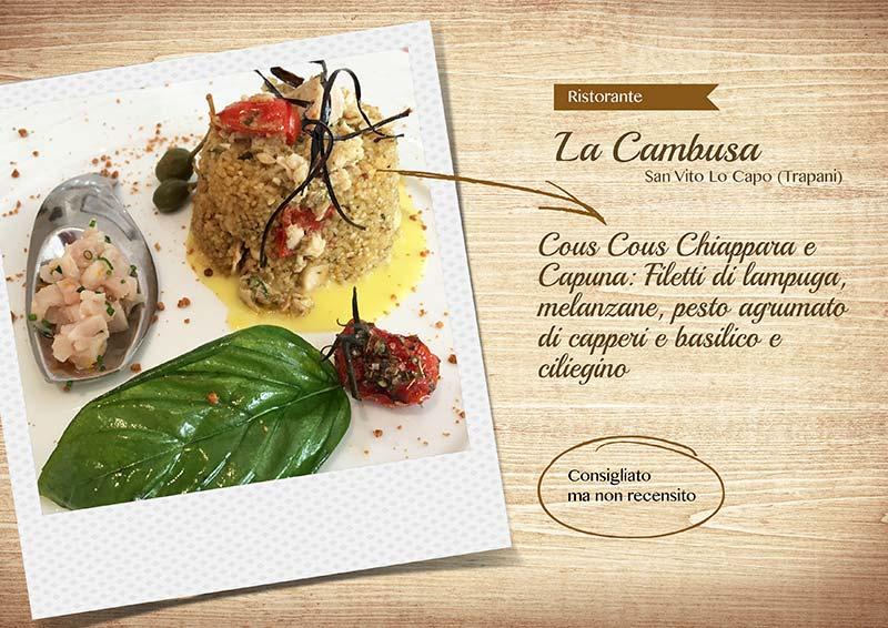 Ristorante La Cambusa - chiappara