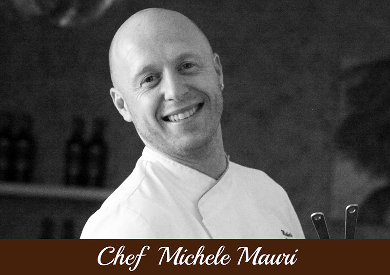 Vita da chef- copertina - Michele Mauri