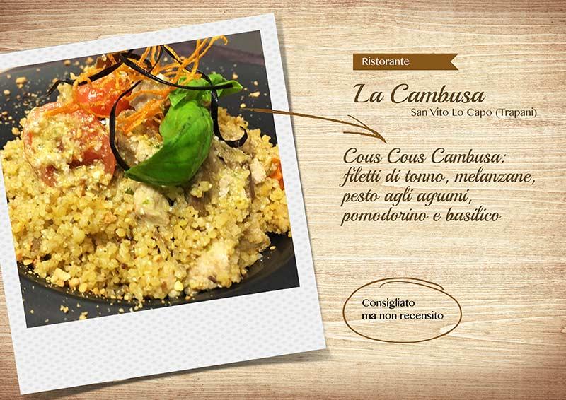 Ristorante La Cambusa - couscouscambusa