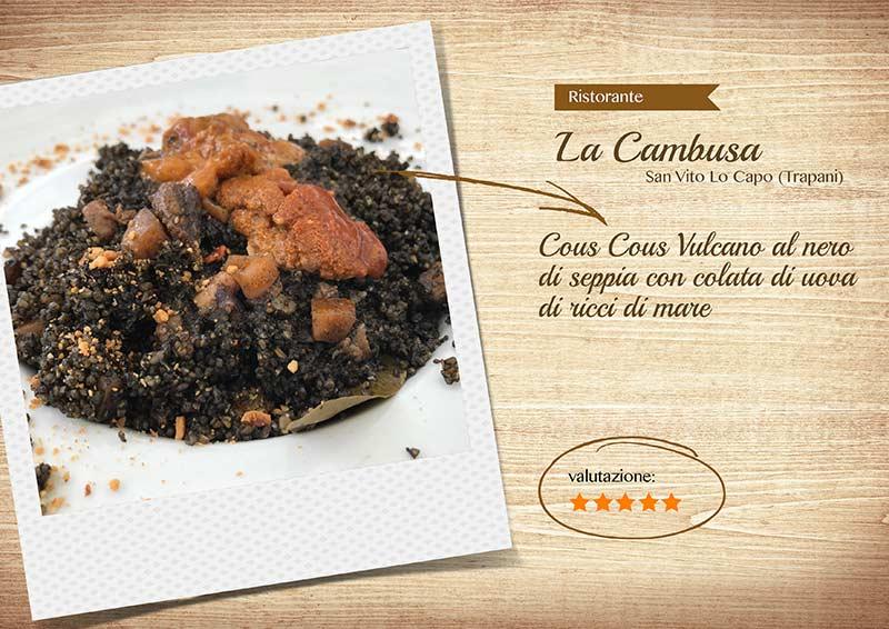 Ristorante La Cambusa - couscousvulcano