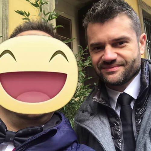 La chef Enrico Bartolini - MUDEC - 2 Stelle Michelin