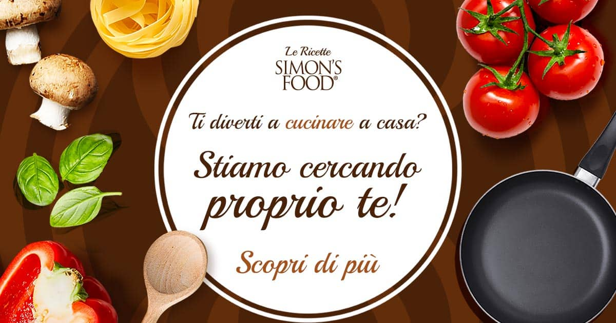 Simon Italian Food cerca talenti in cucina