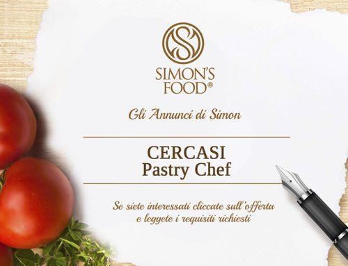 Cercasi Chef de Patisserie per locale di prestigio a Sorrento