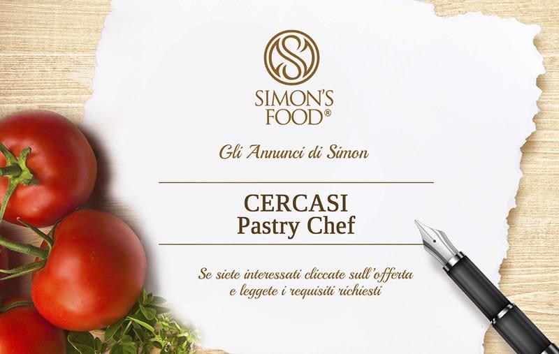 Annuncio di lavoro - cercasi_pastry chef