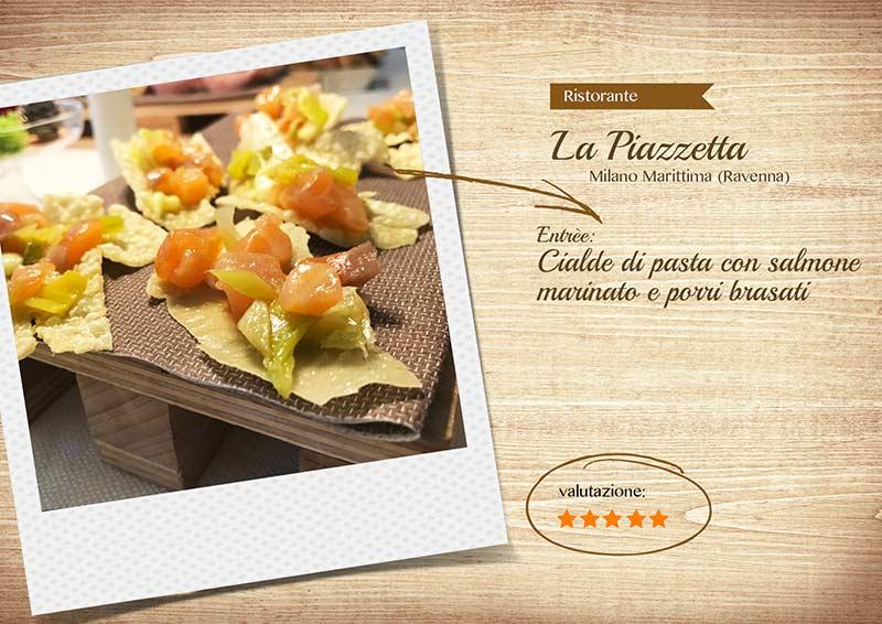 Ristorante La Piazzetta - cialde-sito