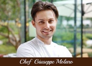 Vita da chef - copertina - Giuseppe Molaro