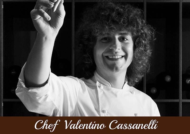 Vita da chef - copertina cassanelli