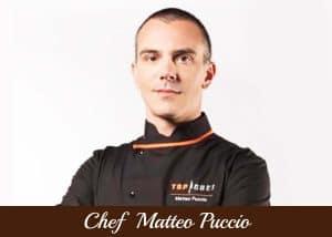 Vita da chef - copertina - Matteo Puccio
