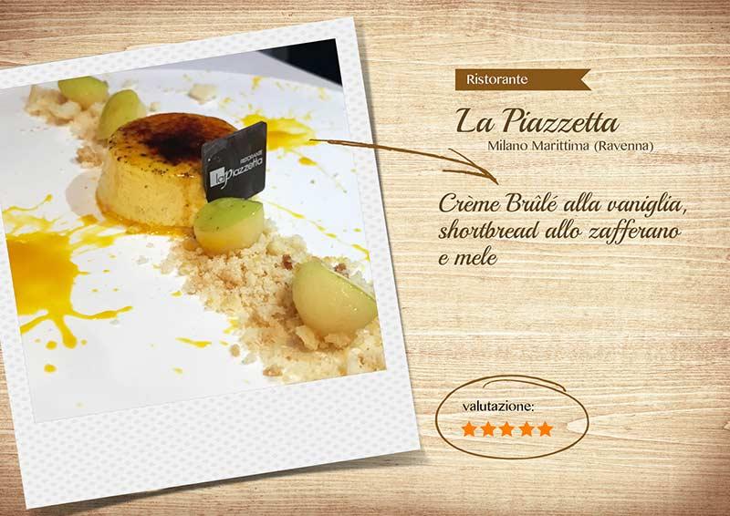 Ristorante La Piazzetta - creme-sito