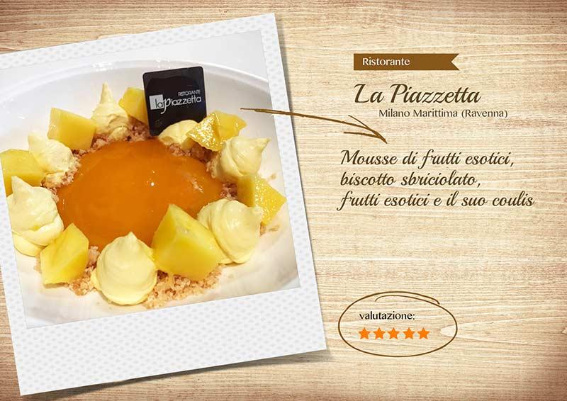 Ristorante La Piazzetta - mousse-sito