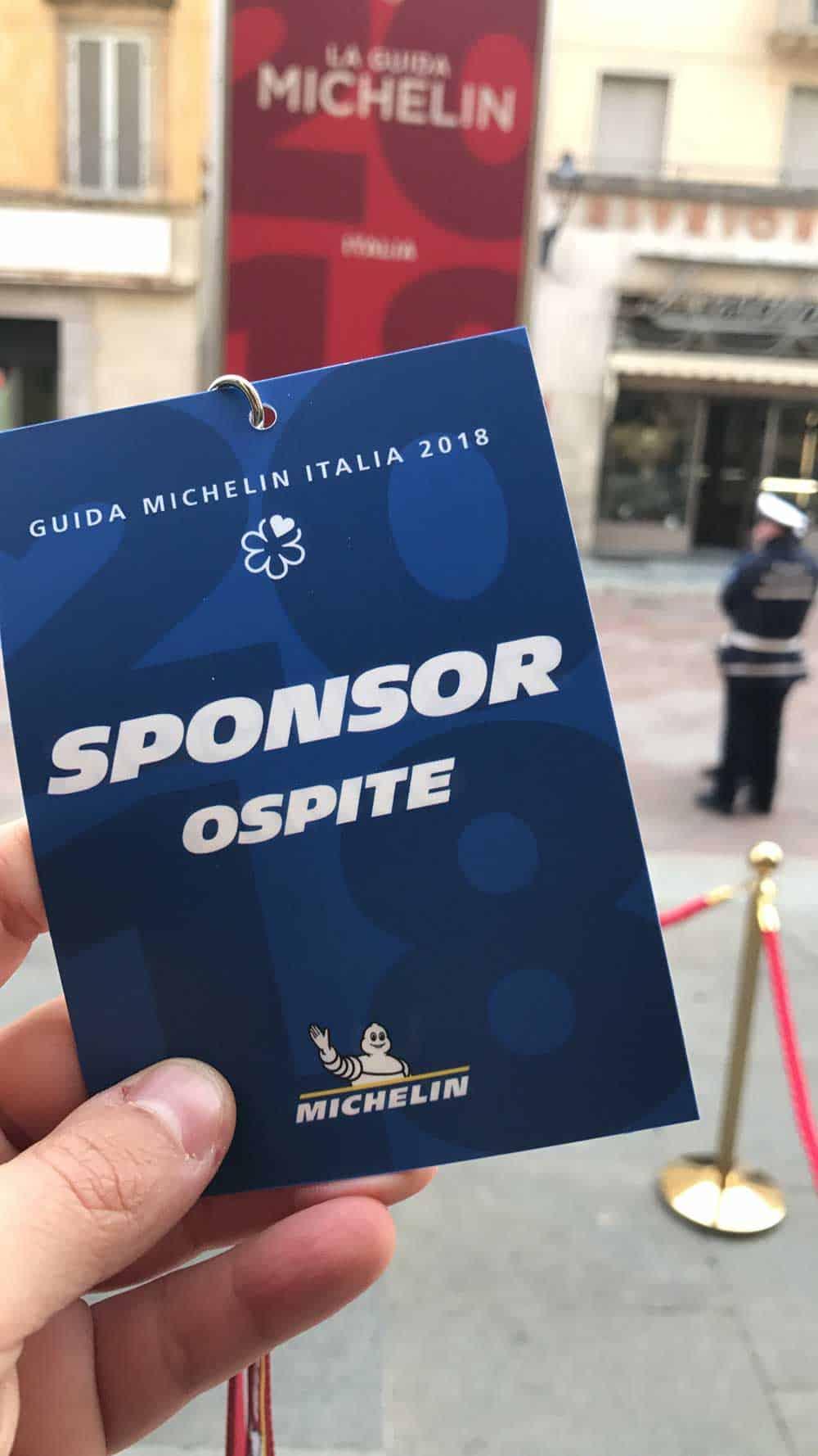 pass guida michelin 2018