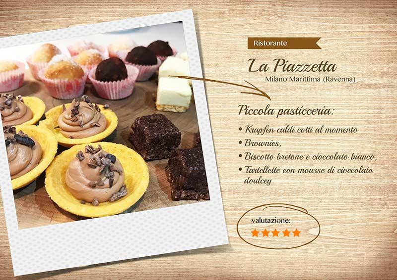 Ristorante La Piazzetta - pasticceria-sito