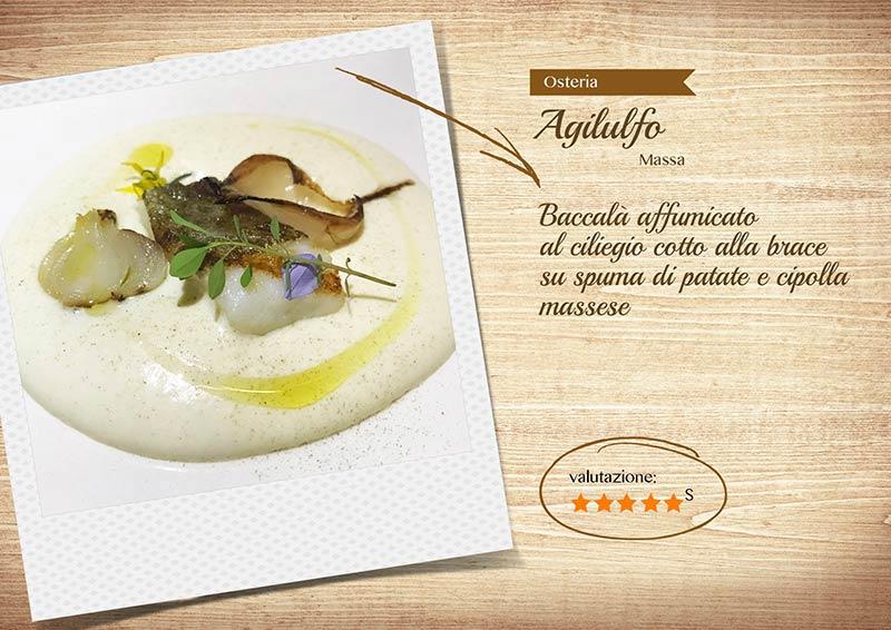 Osteria Agilulfo - baccala