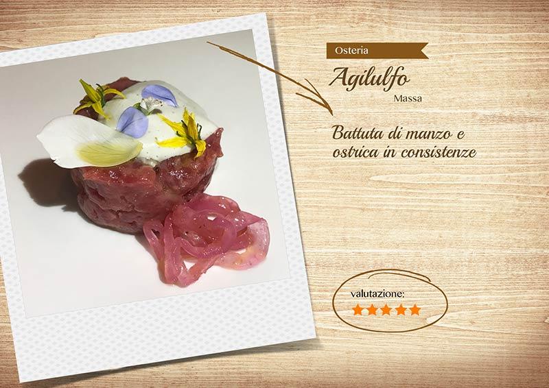 Osteria Agilulfo - battuta