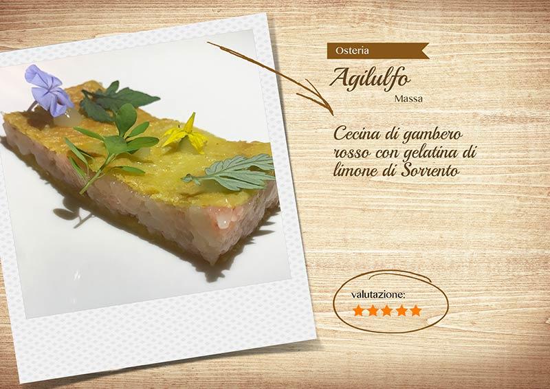 Osteria Agilulfo - cecina