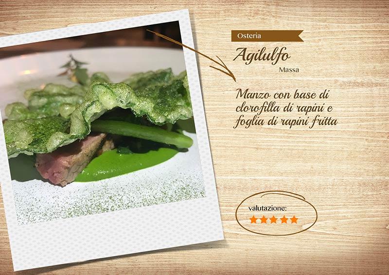 Osteria Agilulfo - manzo